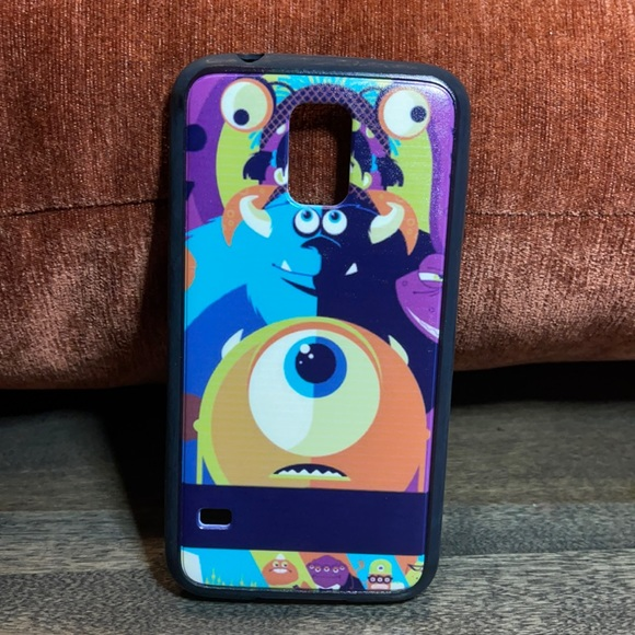 Monsters Inc Samsung Galaxy S5 Case